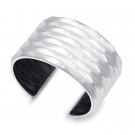 Wide Desert Wave Cuff