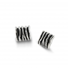 Square Wave Earring