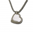 Woven Heart Tag