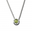 Finestra Round with Peridot