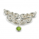 Seville Pendant with Peridot